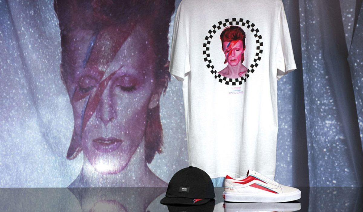 Vans x David Bowie Collection | BAE Store
