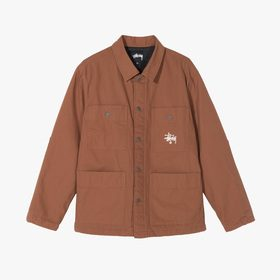 Stussy Quilted Chore Coat